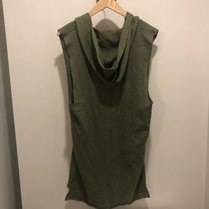 0d528573f Markham Jackets & Coats | Olive Hoodie Vest | Poshmark